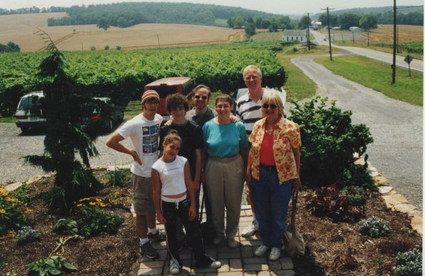 Family field trip to Eastern Pennsylvania